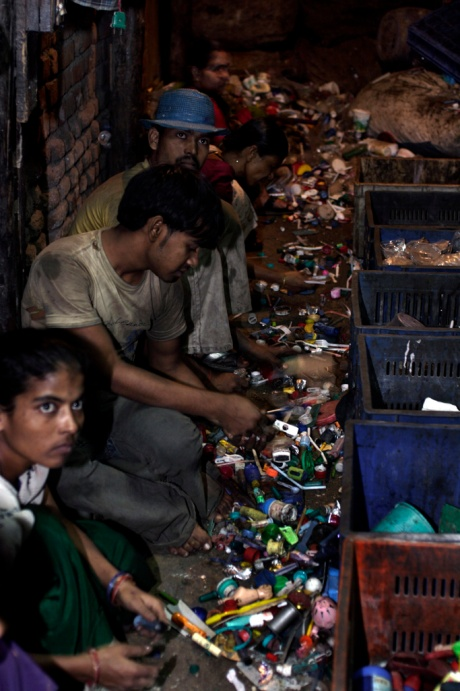 Dharavi - Asia's Largest Slum