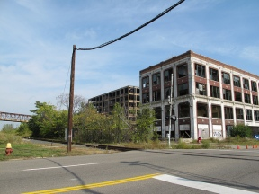 The dereliction of Detroit